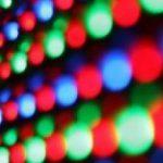 Détail écran LED