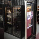 Totem LED pour stands-d'exposition